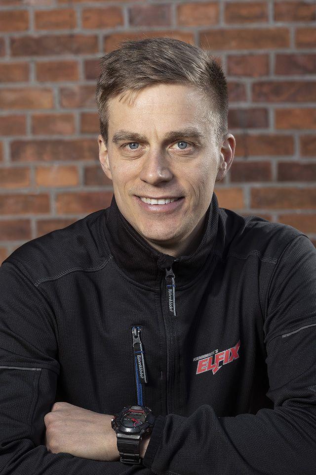 Eric Pettersson